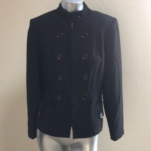I.N.C. Size 6 Jacket Wool Jacket